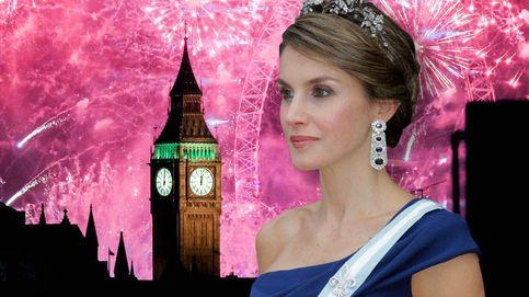 Las 7 claves del triunfal paseo de doña Letizia por Reino Unido