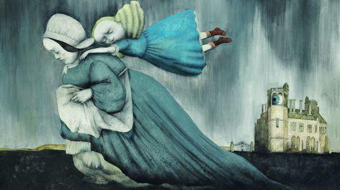 La vida secreta de las ilustraciones de Ana Juan