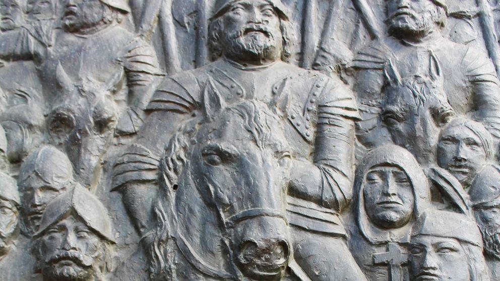 A balazos con Hernán Cortés: no hay perdón para el 'padre maldito' de México