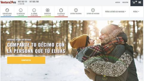 Compartir décimos de Lotería 'online' y con intermediarios: la mejor opción