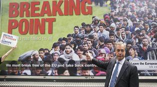 La desaparición de Europa