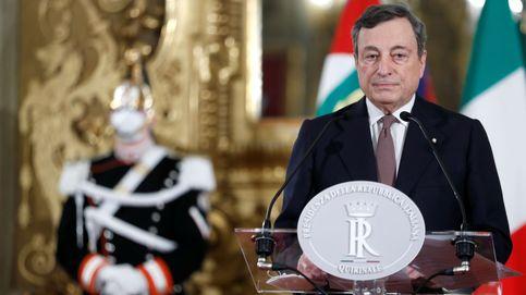 Draghi acepta formar Gobierno en Italia y presenta la lista de ministros
