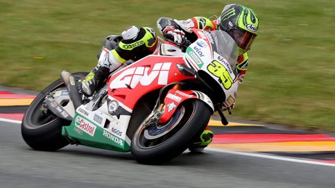 Crutchlow reina en Brno y Márquez cede cuatro puntos a Valentino Rossi