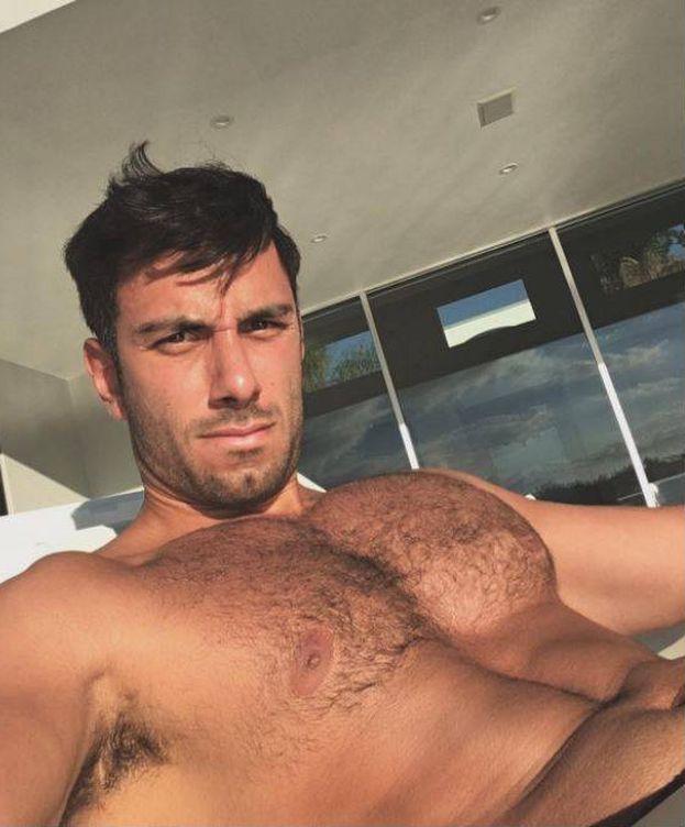 Foto: Jwan Yosef, novio de Ricky Martin, en una imagen de Instagram.