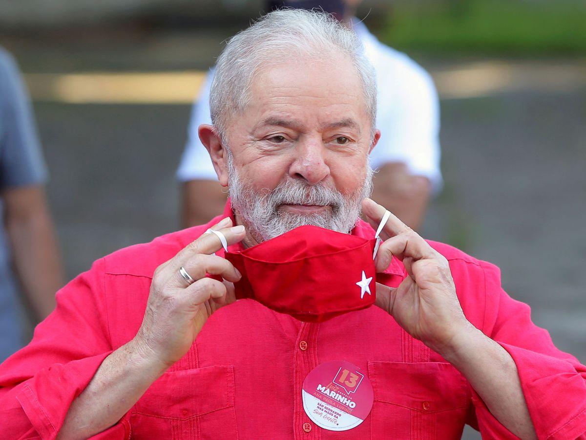 Foto: El expresidente de Brasil Lula da Silva. (Reuters)