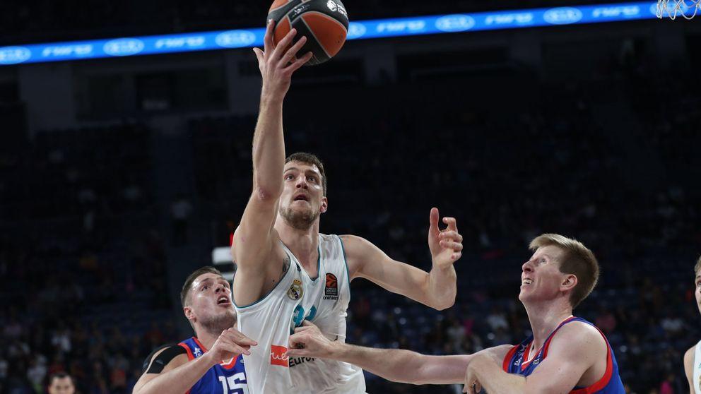 Kuzmic, ex del Real Madrid de baloncesto, ingresado tras un grave accidente de coche