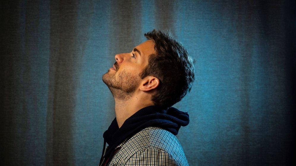 Foto: Pablo Alborán, durante una entrevista a finales del año pasado. (EFE)