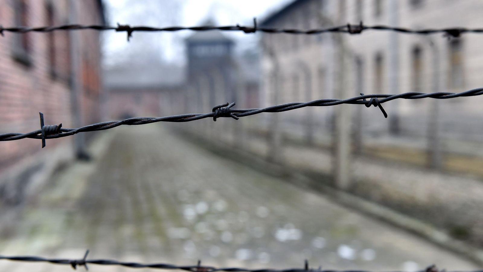 Foto: Aniversario de la liberación del campo de concentración nazi de Auschwitz-Birkenau, en Polonia | Foto: Reuters