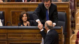 La despedida de Rajoy y las zanahorias de Montoro