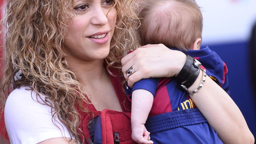 Shakira, una diva mundial que ahora es la mamá de Milan y Sasha