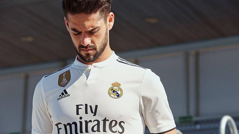 Real Madrid  Así son las camisetas del Real Madrid para la temporada ... 6f891c0bfc8ce