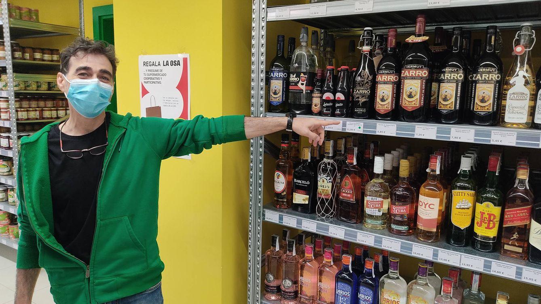 El supermercado en el que solo pueden comprar sus trabajadores