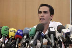 Las cárnicas españolas han denunciado el 'caso Contador'