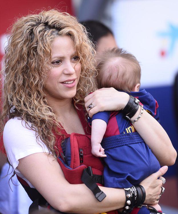 Foto: La cantante Shakira en una imagen de archivo (Gtres)