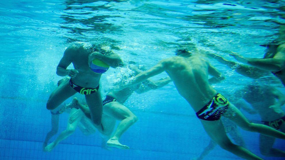 De la piscina al ring: cómo el boxeo ayuda a un jugador de waterpolo