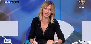 Post de El dardo de Ana Rosa Quintana a Susanna Griso ('Espejo público')