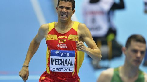 Mechaal está dispuesto a recurrir al TAS si no se le permite competir en Río