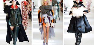 Post de De Rihanna a Dior, las locuras beauty de la pasarela