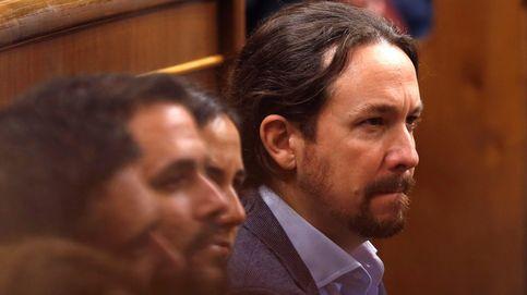 Iglesias critica el discurso decepcionante del Rey y rechaza la ovación a Juan Carlos I