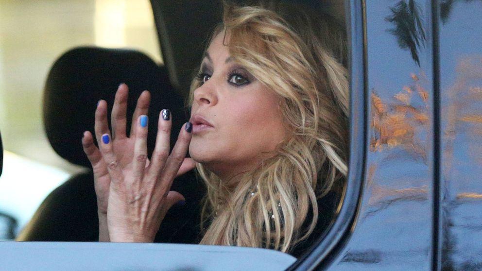 La Paulina Rubio más tierna sale a relucir mientras el mundo le declara la guerra