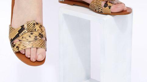 Estas son las sandalias planas (rebajadas) que te harán olvidarte de los tacones