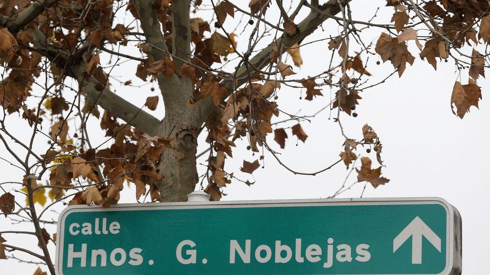 Foto: Una de las calles que desaparecerán con la aplicación de la Ley de Memoria Histórica. (EFE)