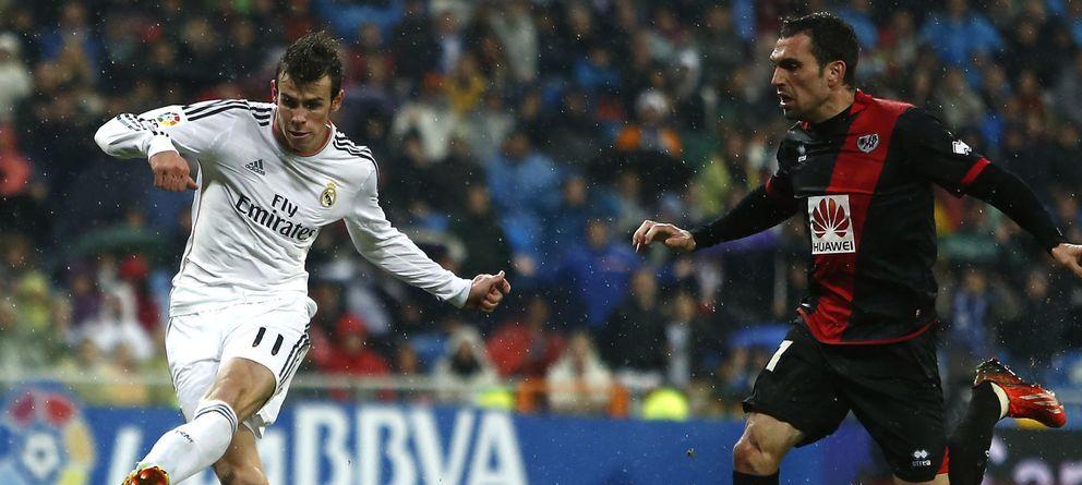 Foto: Graves incidentes en el Real Madrid-Rayo Vallecano de la pasada jornada liguera.