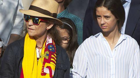 La infanta Elena es la mejor embajadora de España y este es su shopping
