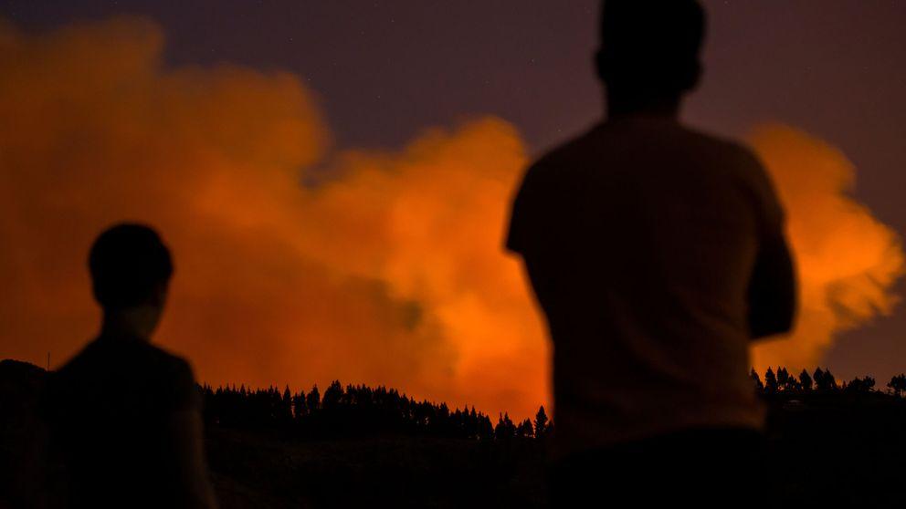 Canarias está de luto: el fuego remite pero los vecinos ya han perdido su medio de vida