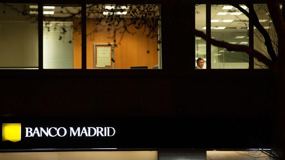 Foto: Sede de Banco Madrid. (Pablo López Learte)