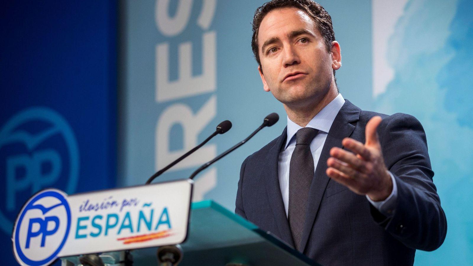 Foto: Teodoro García Egea. (EFE)