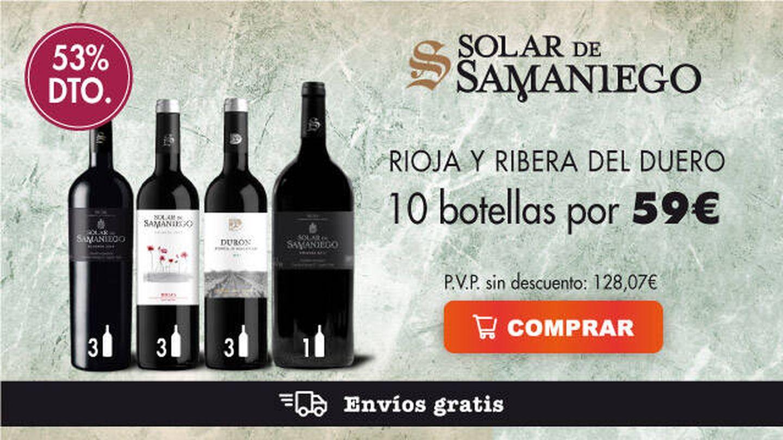 El secreto de Solar de Samaniego reside en sus viñedos propios
