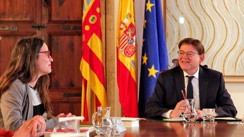 Puig escenifica su ruptura con Oltra en busca del centro y da oxígeno a Sánchez