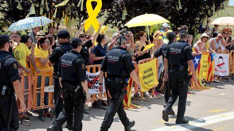Rull, Turull y Sànchez piden salir de la cárcel para rebajar la tensión social