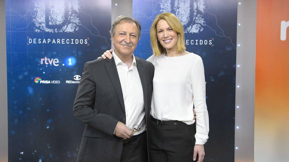 Foto: TVE estrena 'Desaparecidos'.