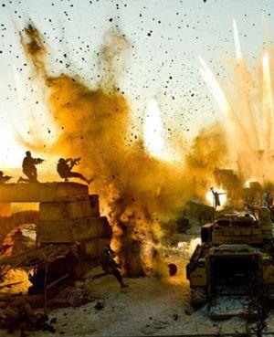 Foto: Accidente en 'Transformers': ser o no ser especialista