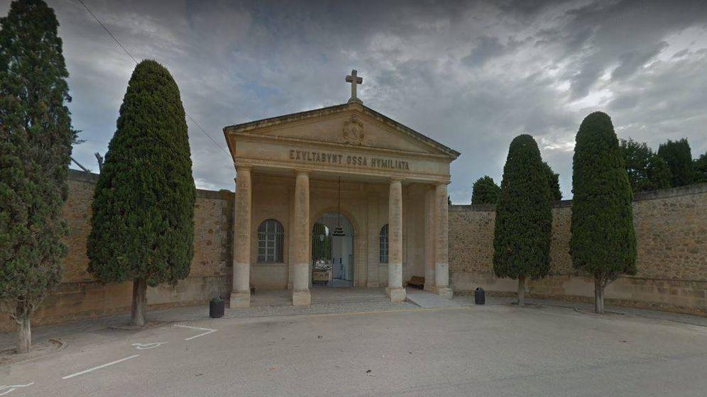 Foto: Cementerio Son Coletes, en Manacor (Mallorca). (Google Maps)