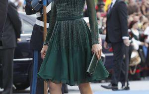 La Reina vestirá de Felipe Varela en los Premios Príncipe de Asturias