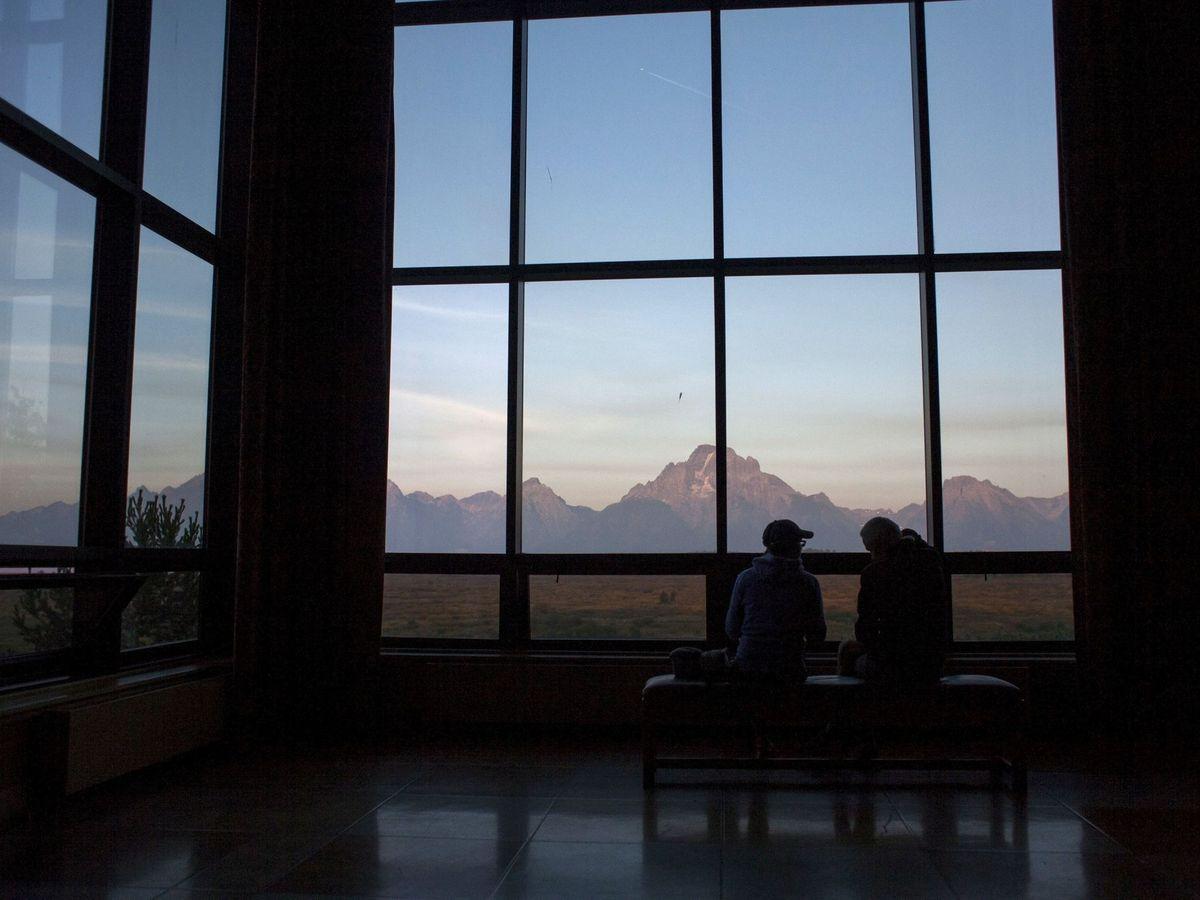 Foto: Vistas de Jackson Hole