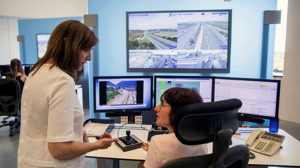 Tráfico intenso en múltiples carreteras por la operación salida