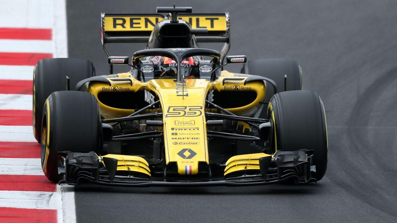 Carlos Sainz volverá a rodar este jueves en Montmeló. (Reuters)