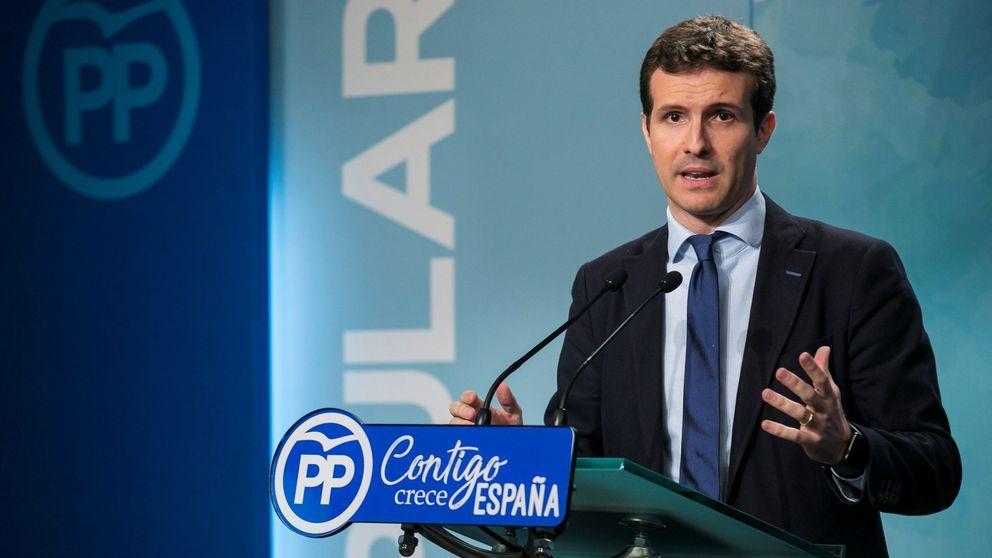 Casado estará en la dirección del PP en Madrid: presidente del comité electoral