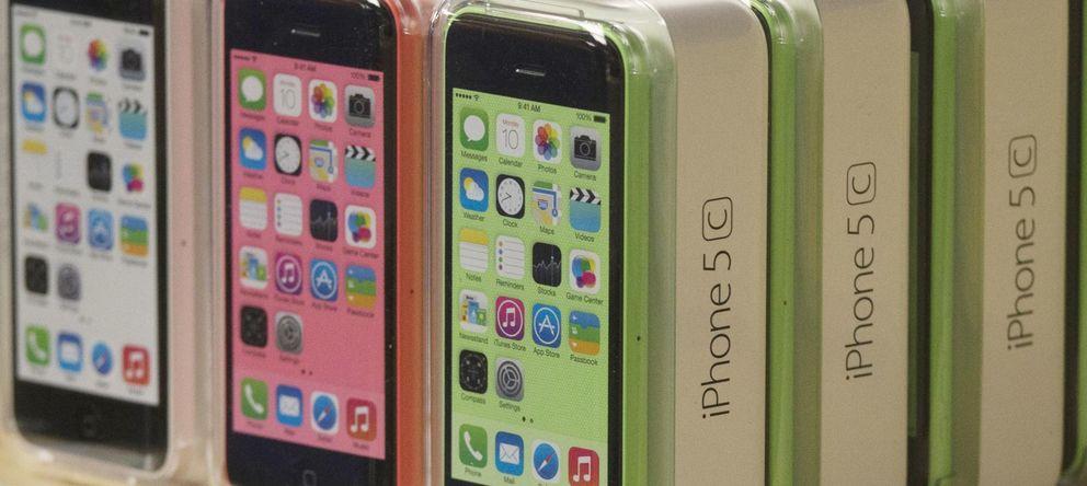 Foto: El iPhone 5C no funciona y Apple sopesa acabar con él