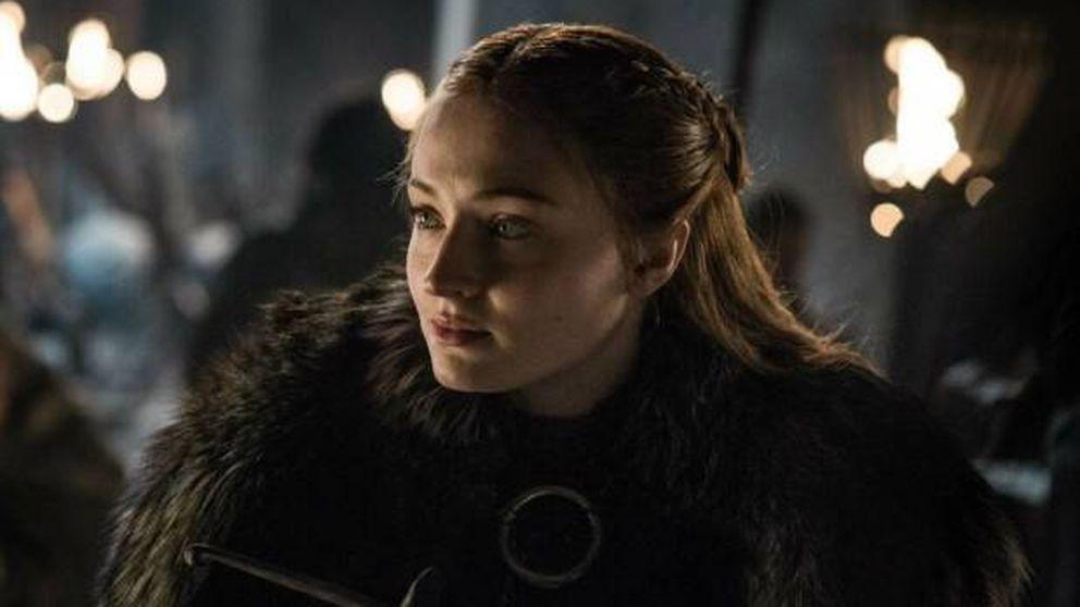 'Juego de Tronos' 8x06: ¿Qué significa el vestido de Sansa Stark?