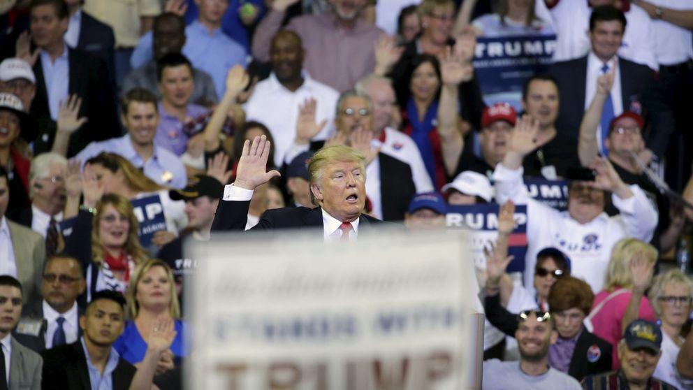 Ahora todos contra Trump... ¿dónde estaban los moderados hace 20 años?