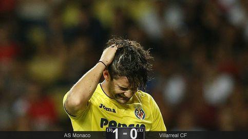 El Villarreal se queda sin Champions y la temporada se le pone cuesta arriba