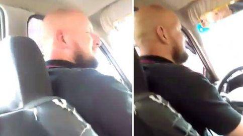 Graba el acoso que sufrió por parte de su taxista y cuelga las imágenes en Facebook