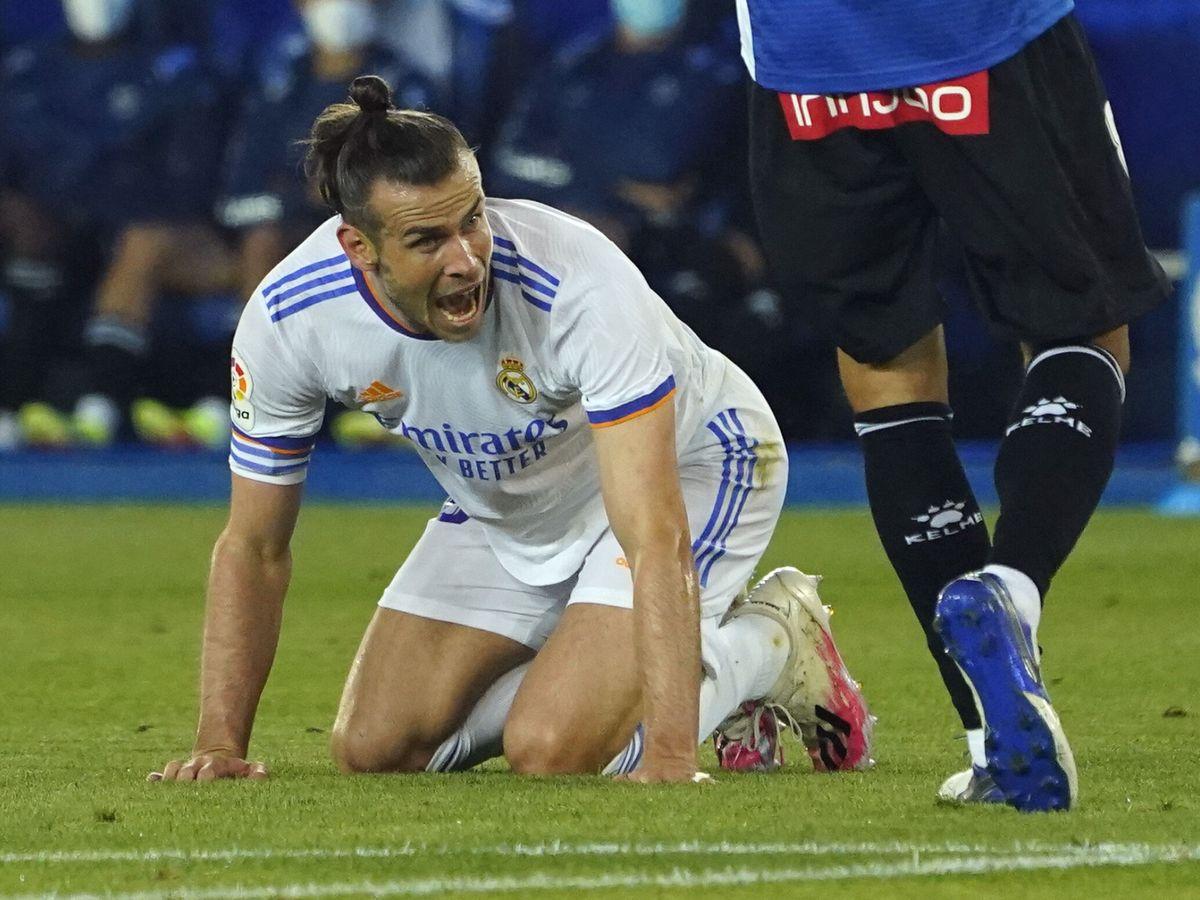 Foto: Bale en el primer partido de Liga contra el Alavés. (Efe)
