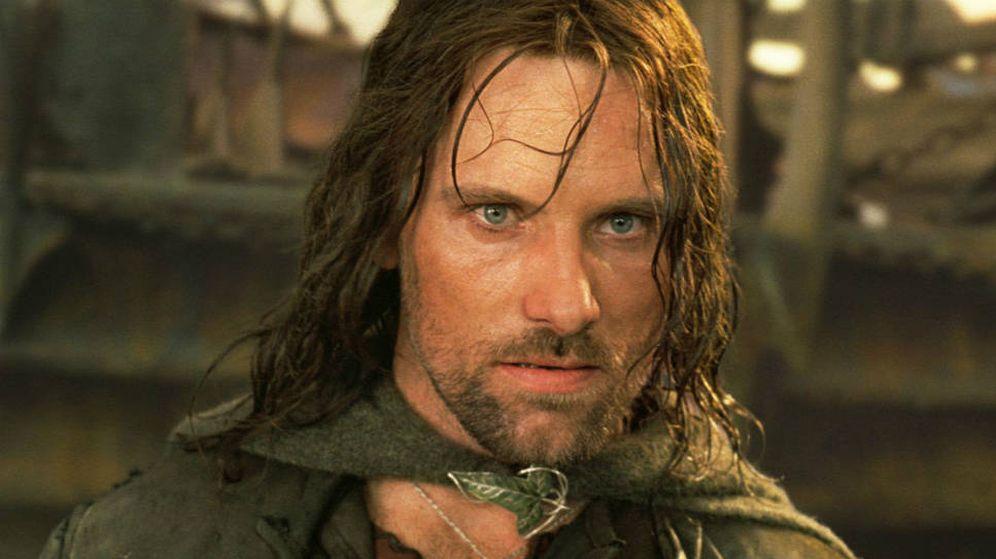 Foto: Aragorn en 'El Señor de los Anillos'. (Agencias)