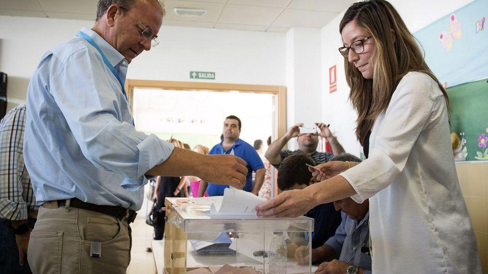 Resultados elecciones generales 2016: el PP también gana en Extremadura